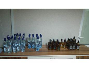 Şanlıurfa'da Kör Eden İçkiyle İlgili 3 Gözaltı