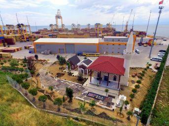 Asyaport Limanı'nda 3 Semavi Dinin Ibadethaneleri Açıldı