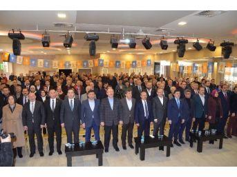 Ak Parti Seçim İşleri Başkanlığı Trabzon Bölge Toplantısı