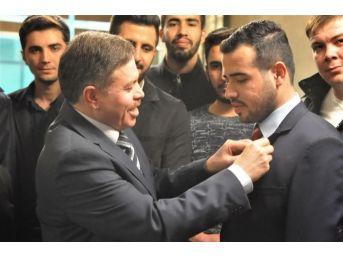 Uşak Üniversitesi Öğrenci Konsey Başkanlığı Seçimi Yapıldı
