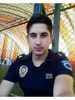 Adana, Şehit Polis Mehmet'e Ağlıyor...