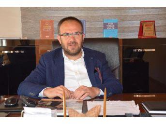 Aladağ Belediye Başkanı Akgedik: 3'ncü Kata Çıkacak Bir Imkan Bulamadık