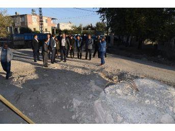 Çukurova Belediyesi Fırtınanın Yıktığı Camiyi Onaracak
