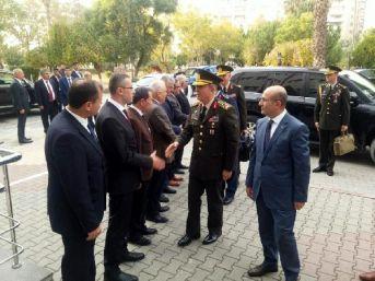 Genelkurmay Başkanı Adana'da (2)- Yeniden