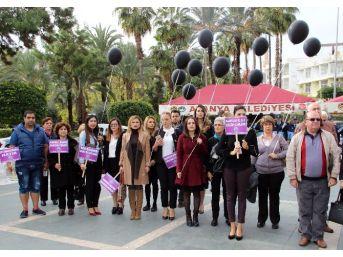 Alanya'da Seçme Ve Seçilme Hakkı Kutlaması
