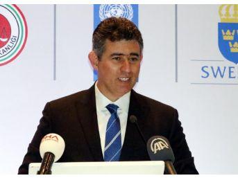 Feyzioğlu: Sığınmacılara En Büyük Fedakarlığı Yargı Mensupları Üstleniyor