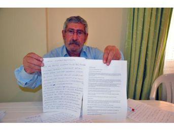 Kardeş Kılıçdaroğlu'ndan Ağabeyine Ve Cumhurbaşkanı'na Mektup