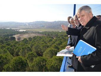 Buski'den Uludağ Üniversitesi'ne 10 Bin Metreküplük Su Deposu