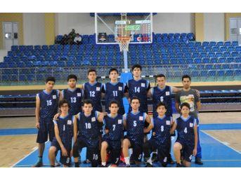 Özel Kültür Koleji Basketbol Takımı Finalde