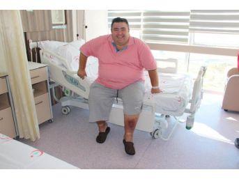162 Kilo Ağırlığındaki Erhan'ın Tek Hayali Yeniden Koşabilmek