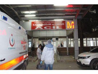 Hastanede Damat Dehşeti : 1 Ölü, 3 Yaralı