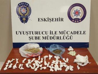 Polisten Üç Mahallede Uyuşturucu Uygulaması