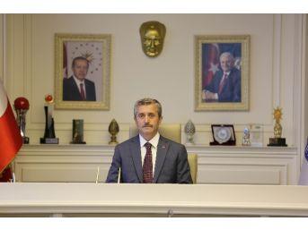Belediye Başkanı Mehmet Tahmazoğlu, Terörü Lanetledi