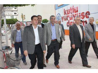 Ak Parti İskenderun İlçe Yöneticileri Dövizlerini Bozdurdu