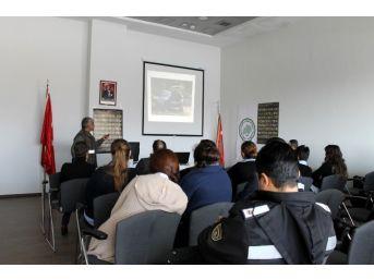 Iğdır'da Cıtes Hakkında Bilgilendirme Semineri Düzenlendi