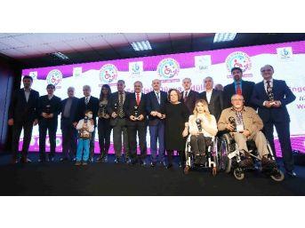 'engelsiz Dünya Ödülleri' Sahiplerini Buldu