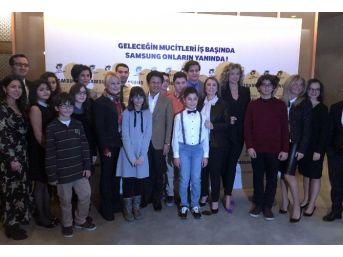 'geleceğin Mucitleri Yarışması'nda Doğa Okulları Öğrencilerine 4 Ödül Birden