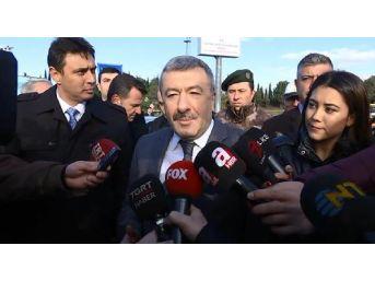 İstanbul Emniyet Müdürü Çalişkan Asayiş Kontrollerini Denetledi
