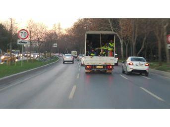 (özel Haber) Lale Değil İşçi Taşıyor