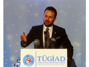"""Tügiad Başkanı Yücelen: """"sorunları Birlikte Çözeceğiz"""""""
