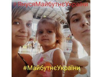 Ukraynalı Kanser Hastası Küçük Kızın Umudu Türkiye Oldu