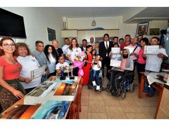 İzmir'deki Boccia Turnuvalarında Şampiyon Foça