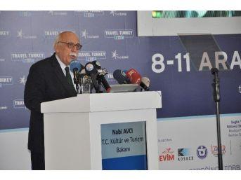 Travel Turkey, Bakan Avcı İle Kapılarını Açtı