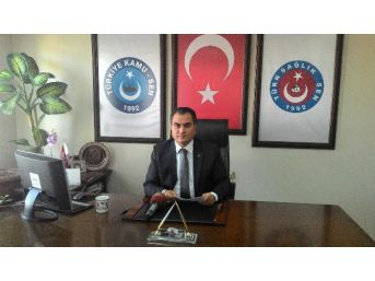 Türk Sağlık Sen'den Bıçaklı Saldırıya Tepki