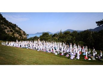 Uluslararası İzmir Yoga Şöleni İçin Geri Sayım