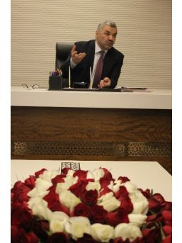 Başkan Çelik'ten 'başkanlık' Yorumu