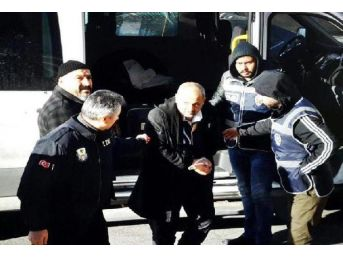 Kırıkkale'de Fetö'den 4 Kişi Tutuklandı