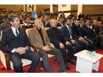 Ak Parti Konya İl Gençlik Kolları Mahalle Başkanları Toplantısı