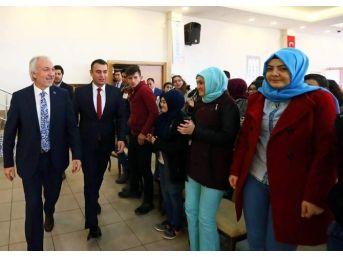 Başkan Kamil Saraçoğlu: Eğitim Kalitesi Her Geçen Gün Daha Da Yükseliyor