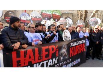 Halep İçin Tek Ses Oldular
