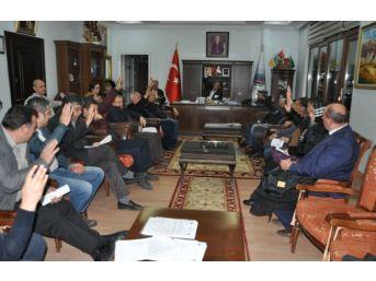 Simav Belediye Meclisi'nden Tl'ye 'evet'