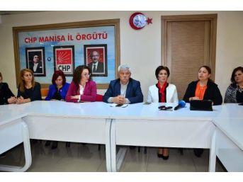 Chp'li Kadın Milletvekillerden 'ayrımcılık' Iddiası