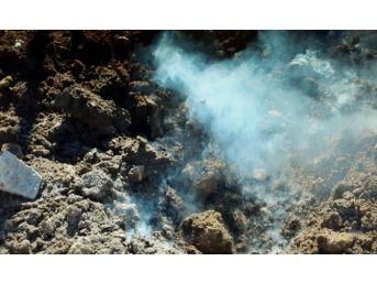 Nusaybin'de Bulunan Patlayıcı İmha Edildi