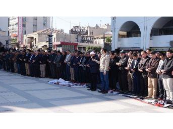 Halep'te Ölenler İçin Gıyabi Cenaze Namazı