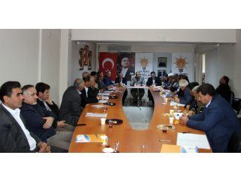 Ak Parti 'üreten Muğla' Projesi Tamamlandı