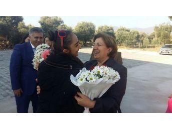 Milas'ta Gönül Elçilerinden Ziyaret