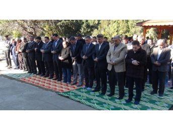 Osmaniye'de Halep İçin Gıyabi Cenaze Namazı Kılındı