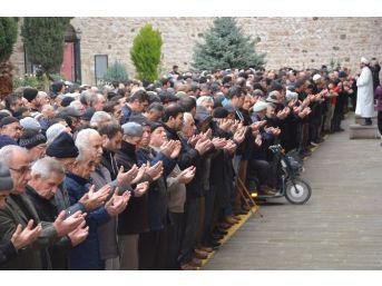 Sinop'ta Halep'te Ölenler İçin Gıyabi Cenaze Namazı