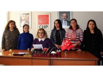 Chp'li Kadınlar Seçme-Seçilme Haklarını Kutladı