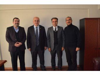 Ktü Rektörü Prof. Dr. Baykal Ktü Bünyesindeki Sağlık Yatırımlarını Değerlendirdi