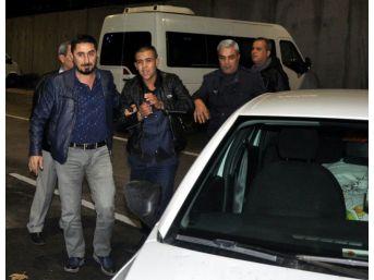 Gaziantep'te Aranan Cinayet Zanlısı Uşak'ta Yakalandı