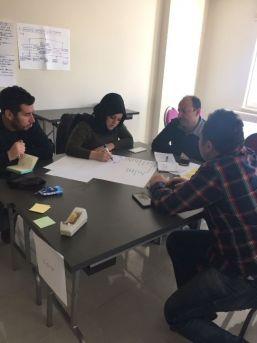 Van'da 'ab Proje Hazırlama Teknikleri' Kursu