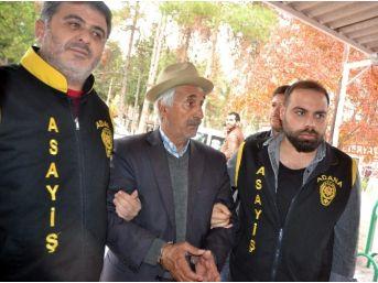 Adana'da Komşusunu Vuran Yaşlı Adam Adliyeye Sevk Edildi