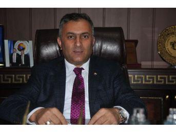 Başkan Özdemir'den 'nefes Kredisi Destek Programı' Açıklaması