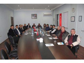 Devrek Kent Konseyi Üyelerinden Tso'ya Ziyaret
