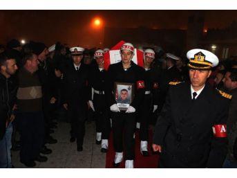 Şehit Ateşi Zonguldak Ereğli'ye Düştü (3)